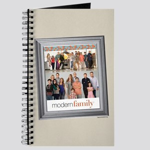 Modern Family Portrait Journal