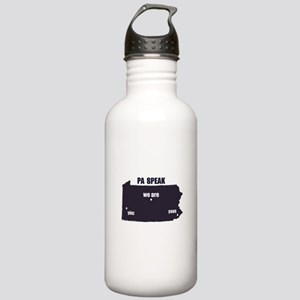 PA Speak Water Bottle