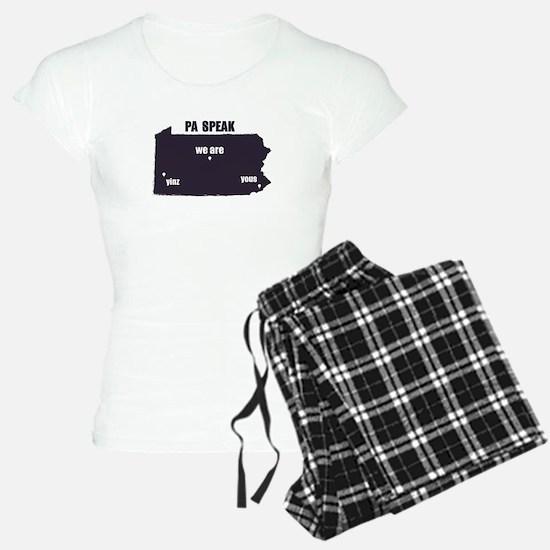 PA Speak Pajamas