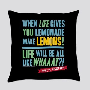 Modern Family Make Lemonades Everyday Pillow
