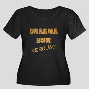 kerouac1 Plus Size T-Shirt