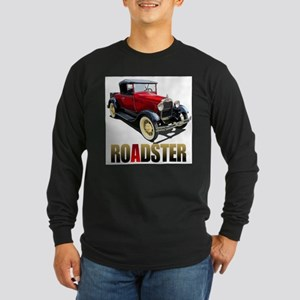 The Red A Roadster Long Sleeve T-Shirt