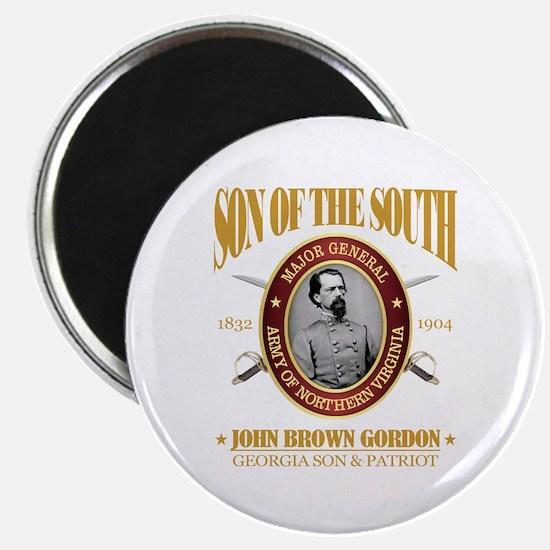 John B Gordon (SOTS2) Magnets