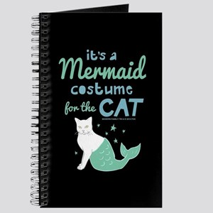 Modern Family Mermaid Cat Journal