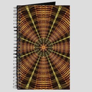 Ancient Temple Mandala Journal