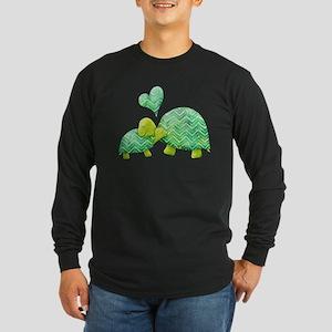 Turtle Hugs Long Sleeve T-Shirt