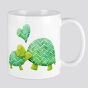 Turtle Hugs Mugs