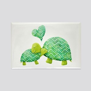Turtle Hugs Magnets