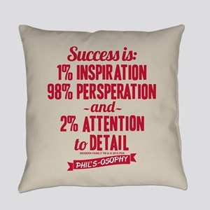 Modern Family Success Everyday Pillow