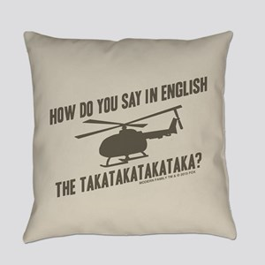 Modern Family The Takatakataka Everyday Pillow