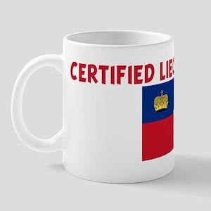 CERTIFIED LIECHTENSTEINER Mug