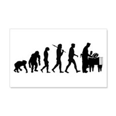 Butcher Evolution Wall Decal