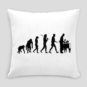 Butcher Evolution Everyday Pillow