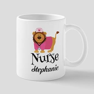 Personalized Nurse Nursing Student Mugs