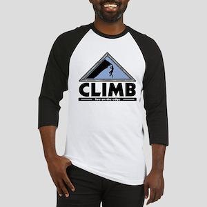 climb Baseball Jersey