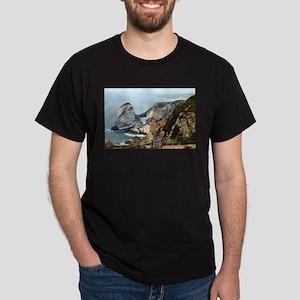 Cabo da Roca coast, Portugal T-Shirt