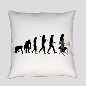 Film Projectionist Everyday Pillow