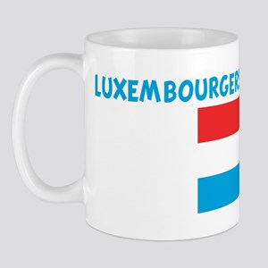 LUXEMBOURGERS HAVE MORE FUN Mug