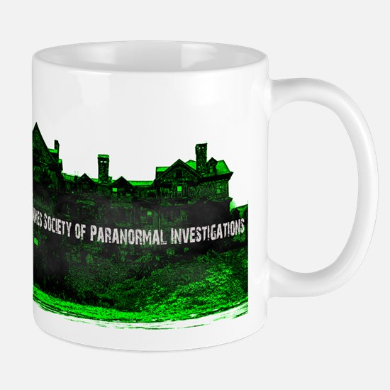 TSPI Mansion Logo Mugs