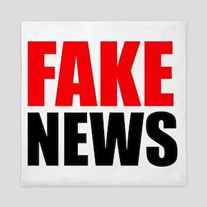 Fake News Queen Duvet