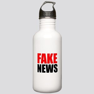 Fake News Water Bottle