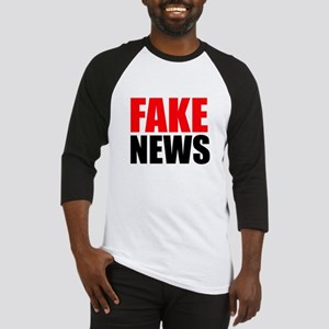 Fake News Baseball Jersey