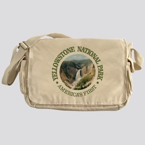Yellowstone NP Messenger Bag