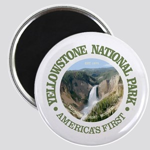 Yellowstone NP Magnets