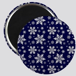 SNOWFLAKES Magnets