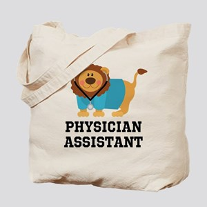 Physician Assistant Personalized Tote Bag