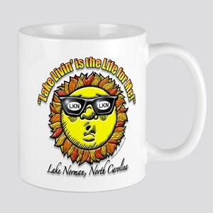 """Lake Norman Living"" Mugs"