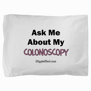 colonoscopy-02 Pillow Sham