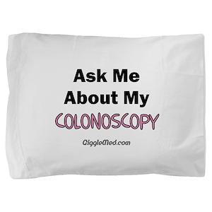colonoscopy-02.png Pillow Sham