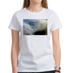 p2511. wavecrash, downcape Women's T-Shirt