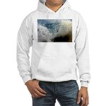 p2511. wavecrash, downcape Hooded Sweatshirt