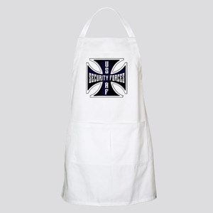 Security Forces Iron Cross BBQ Apron
