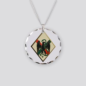 1St Regiment French Foreign Legion Necklace