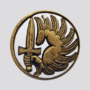 Foreign Legion Para Ornament (Round)