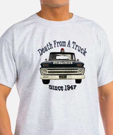 Death From A Truck Since 1947 T-Shirt