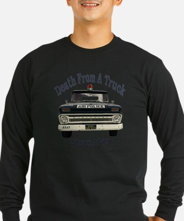 Death From A Truck Since 1947 Long Sleeve T-Shirt