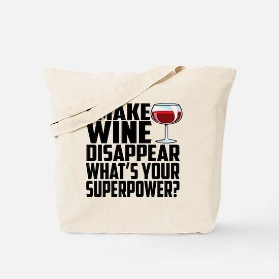 Cool Wine Tote Bag