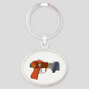 Ray Gun Keychains