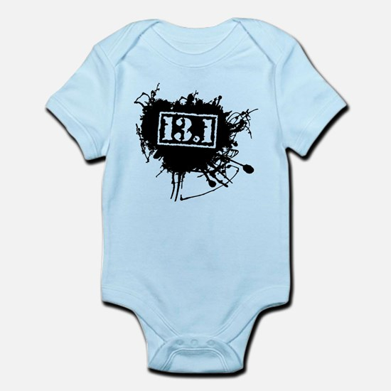 Half Marathon Infant Bodysuit
