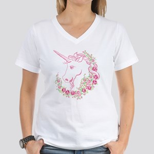 Unicorn and Roses T-Shirt