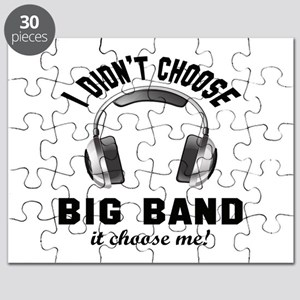 I didn't choose Big Band Puzzle