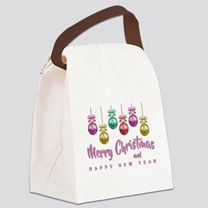 MC and HNY Canvas Lunch Bag