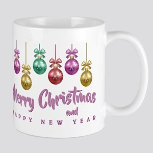 MC and HNY Mugs