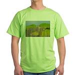 p2501. nauset  Green T-Shirt