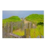 p2501. nauset  Postcards (Package of 8)
