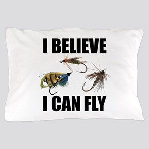 I Believe I Can Fly Pillow Case